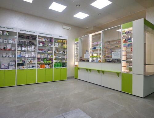 Аптека поруч