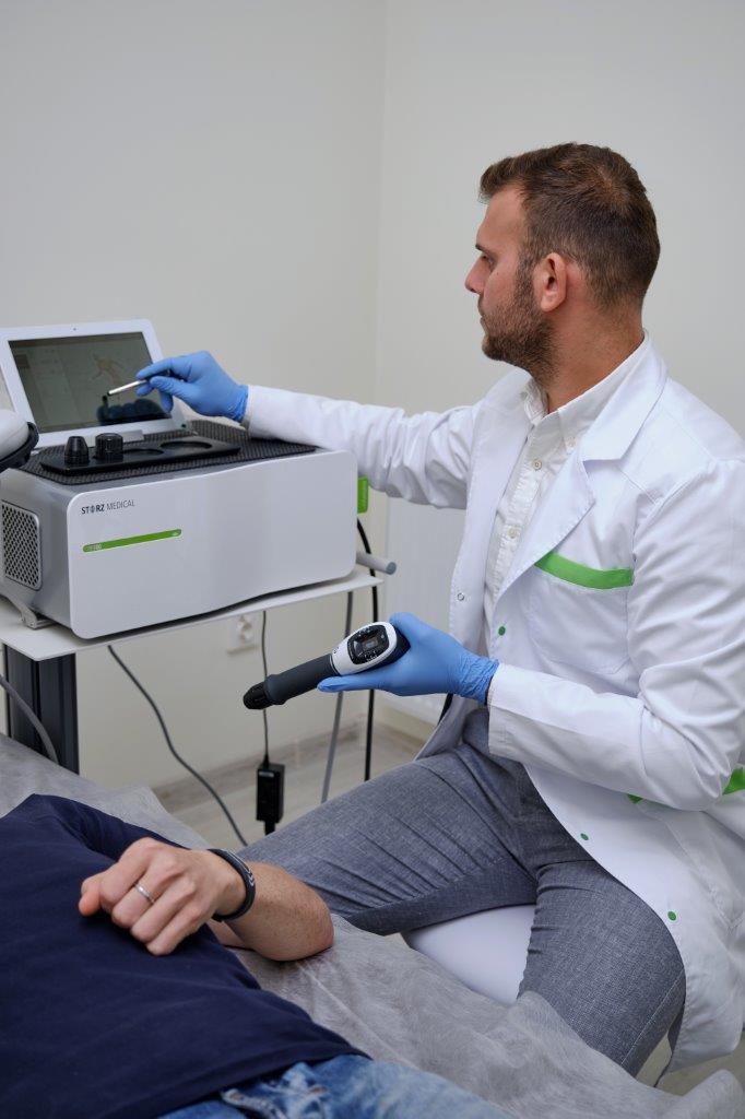 Ударно-хвильова терапія - Медичний центр Вітамін