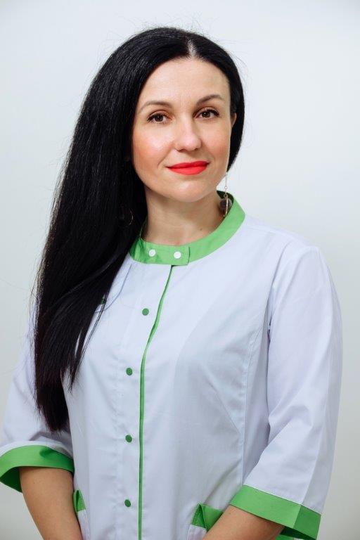 Борсенко Мар'яна Іванівна - Медичний центр Вітамін