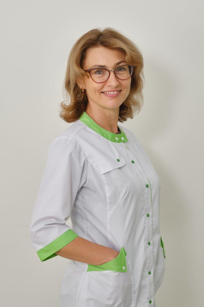 Чомоляк Ганна Михайлівна
