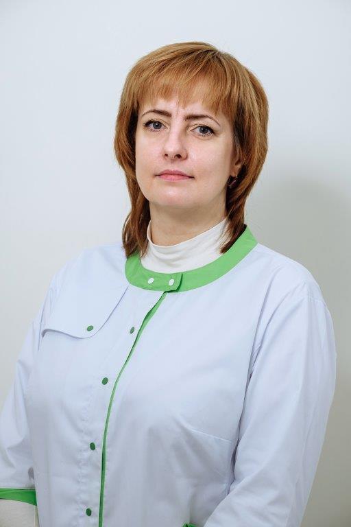 Даньшина Юлія Володимирівна - Медичний центр Вітамін