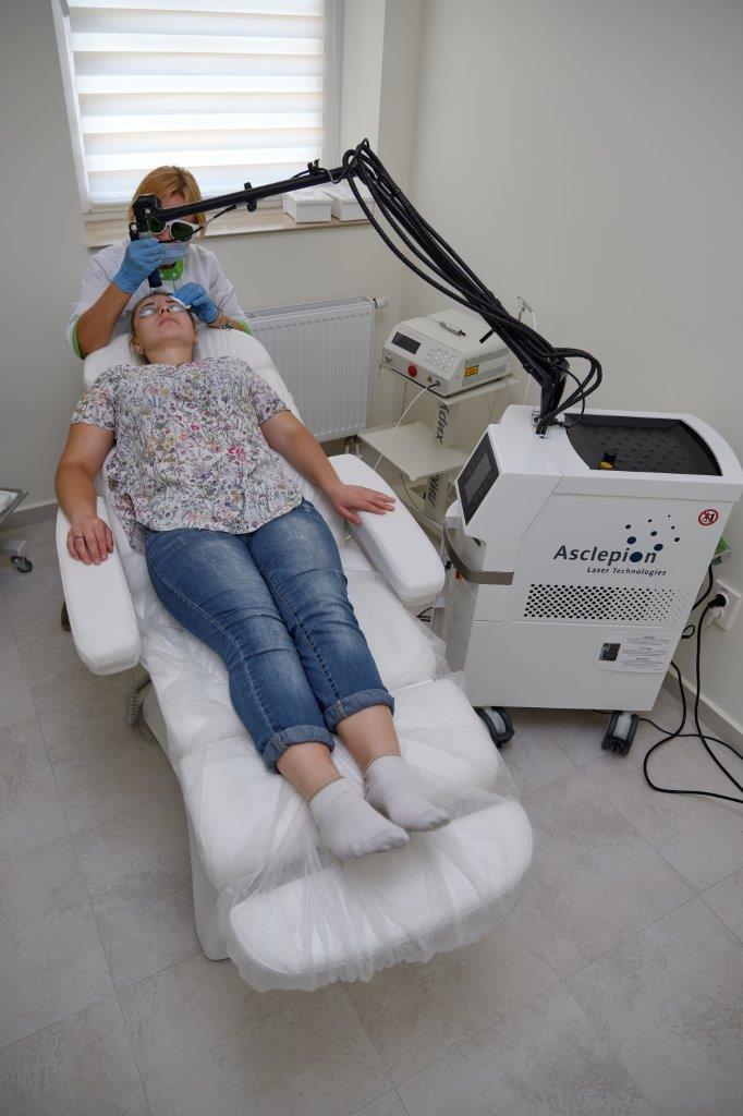Лазерна естетика - Медичний центр Вітамін
