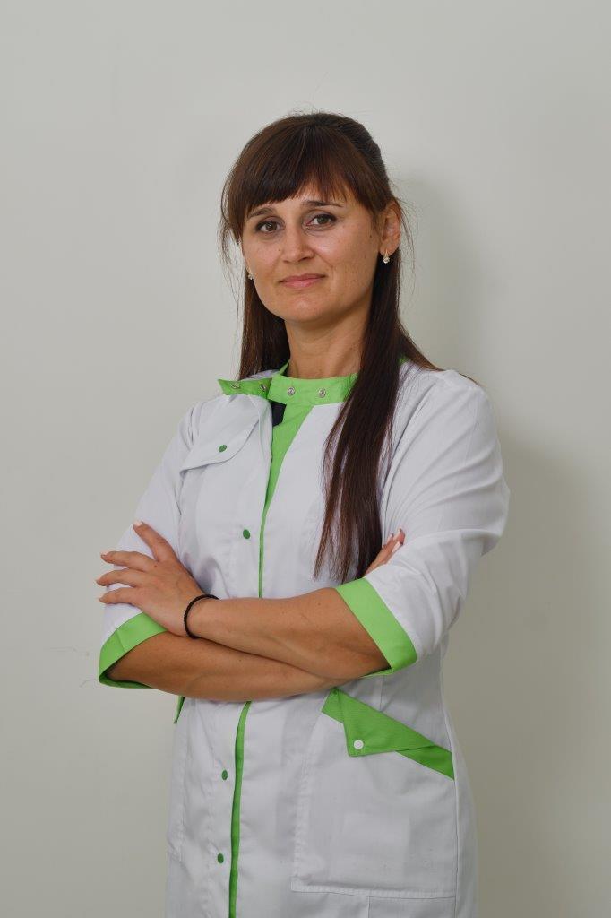 Кушнір Валентина Іванівна