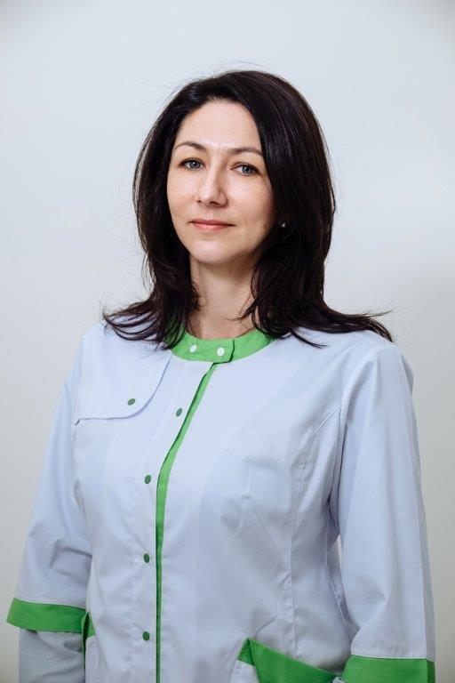 Сабініна-Коломієць Олена Олександрівна - Медичний центр Вітамін