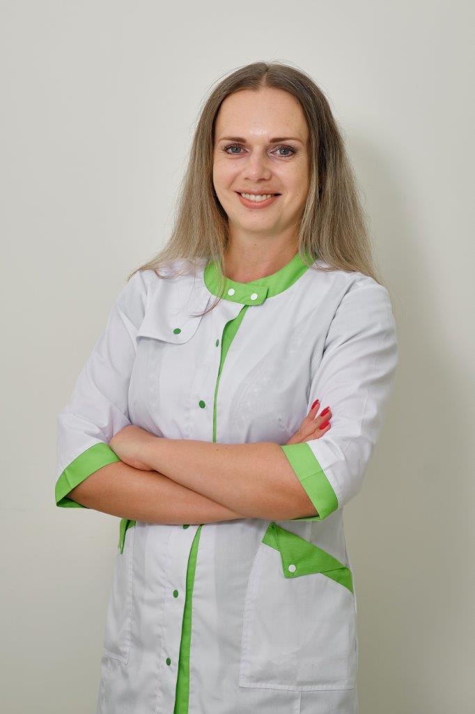 Смик Надія Василівна