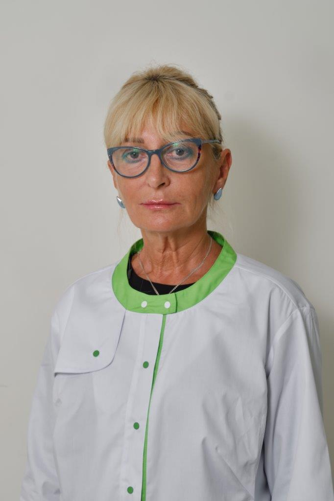 Теліга Наталія Михайлівна